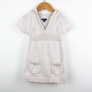 Baby Gap Toddler Girls Cable Knit Sweater Dress 2T